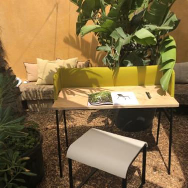 jardin-jaune-salon-cote-sud-aix-provencemuriel-janssone-decoration-grenoble-agencement-meubles-location-vente-appartement-maison